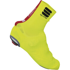 Sportful Fiandre Knit - Cubrezapatillas - amarillo